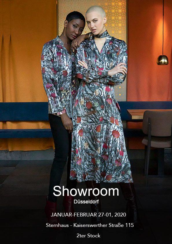 Einleidung Showroom